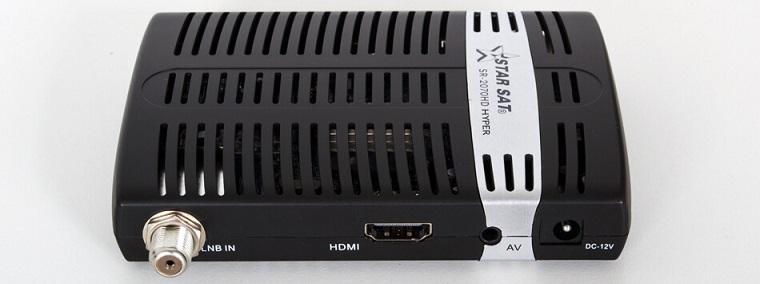 جهاز SR-2070HD HYPER M3510A باخر تحديث