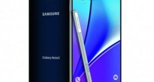 رسميا الكشف عن الهاتف الجديد Galaxy Note 5