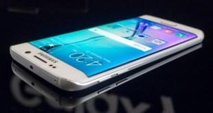 الهاتف +Galaxy S6 Edge مع كاميرا بدقة 16 ميغابكسل