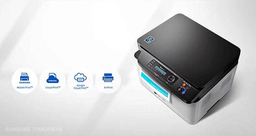 سامسونج تصدر طابعة محمولة بتقنية NFC