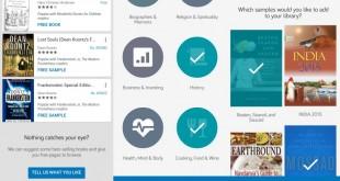 جوجل تُضيف تحسينات لتطبيق بلاي بوك للأندرويد