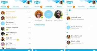 تحديث جديد لتطبيق Skype لمنصة الاندرويد