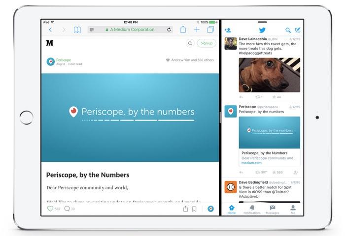 جديد تطبيق تويتر لكل من هواتف iPhone ولوحيات iPad