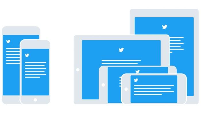 تويتر تصدر تطبيق واحد لكل من هواتف iPhone ولوحيات iPad