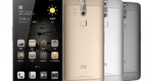 شركة ZTE تكشف عن الهاتفين ZTE Axon Lux و ZTE Axon Mini