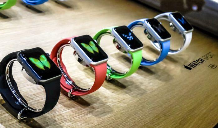 الساعة الذكية Apple Watch تعاني قلة المبيعات
