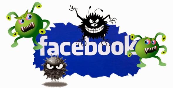 برمجة خبيثة على فيسبوك انتشرت بشدة